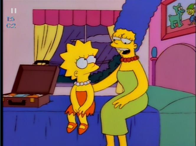 Lisa simpon porn