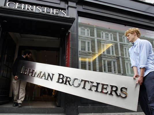 It's been five years since Lehman's demise