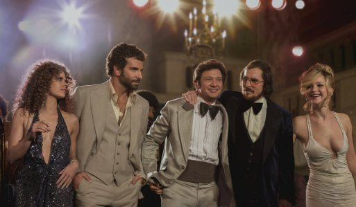 American Hustle, Who'd Want To Mess With Us?